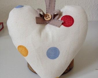 Emma Bridgewater heart hanging