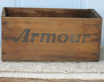 Wooden Armour's Star Corned Beef Box