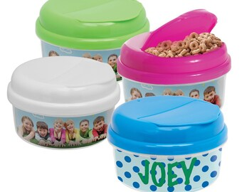Matching Snack Container