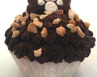 Dog Cupcake, Gourmet Standard-Size (Serves 1-2)