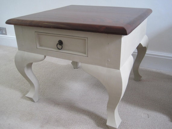 Indonesian Side Coffee Table By Louisblueltd On Etsy