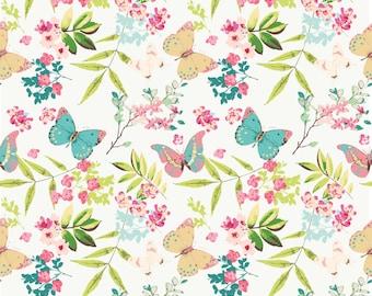 Butterfly Garden Photo Backdrop