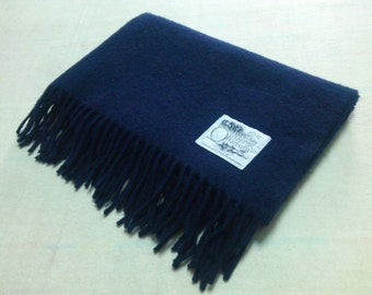 Otterburn Wool Wide Scarf  Neck Wrap Made In England