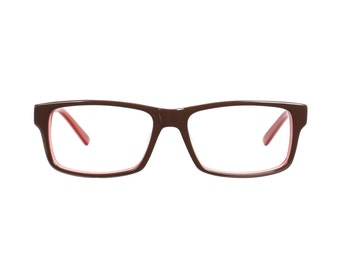Tri-tone Brown Rectangular Frame