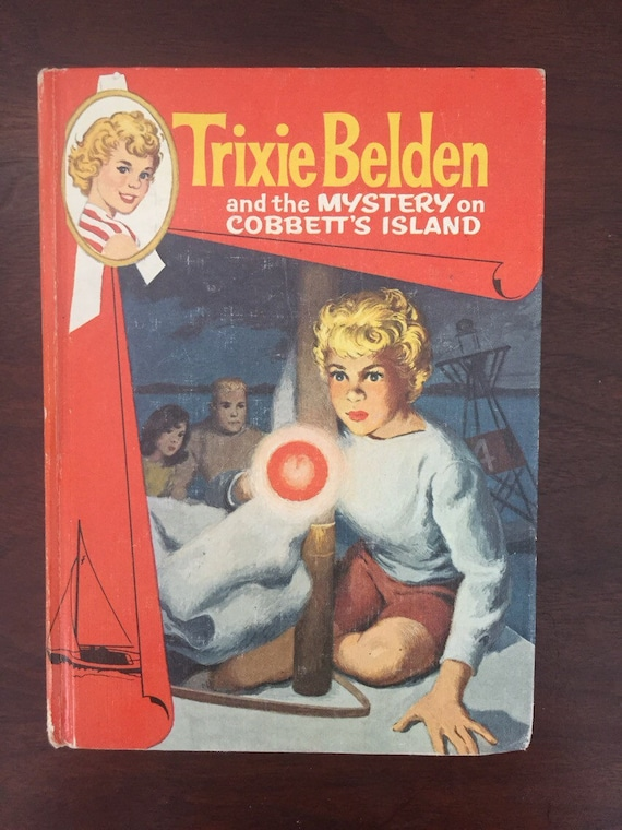 Trixie Belden Book BetsyVintageHome