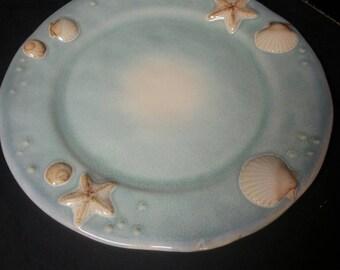 Sonomo 'Seaside' Dinner Plate