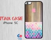 5C Case iPhone iPhone 5C Case iPhone 5c Cover 5c Case iPhone 5c Case iPhone Case iPhone 5 iPhone Protective Case iPhone 5C - Moroccan Wood