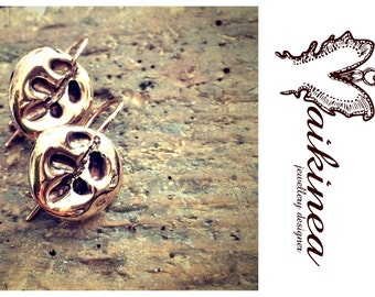 Dervish Bronze Earrings