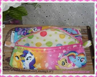 My Little Pony zipper bag