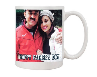 Customized Photo Mugs, Personalized Mugs with your Picture, Custom Photo Coffee Mugs - Perfect Gift for any Occasion