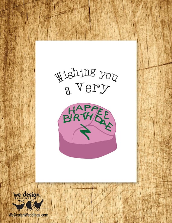 Stupendous image with regard to harry potter birthday card printable