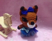 Amigurumi Fox Crochet Fox Crochet Amigurumi Animal Stuffed Toy Fox