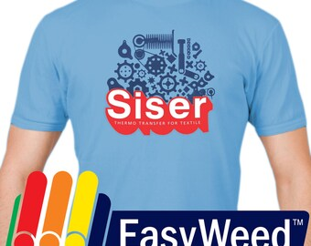 "12""x 15"" / 5-sheets Siser EasyWeed HTV"