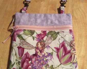 Purse: Fairy purse with removable straps