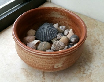 Small sand bowl