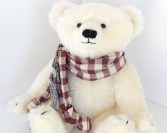 Mohair Polar Bear