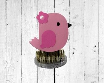 Set of 4 Bird Die Cuts, Bird Party Theme, Bird Baby Shower, Bird Birthday Party, Bird Party Decorations, Paper Birds, Wedding Birds