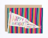 Funny Birthday Card - Card for Her, Card for Friend, Birthday Card for Him - Birthday Card -  Birthday Card for Friend /C-233