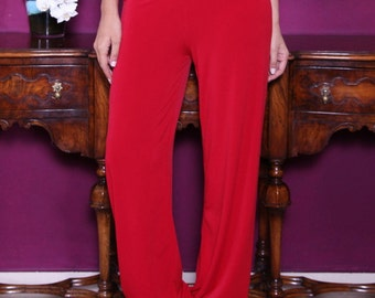 Gathered Tango Pants for Women | Handmade Argentine Tango Clothes | Ideal for tango practice and casual wear