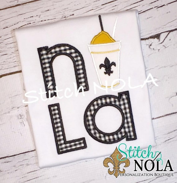 NOLA Snowball Shirt, Gown or Bodysuit-Boy or Girl