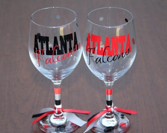 Atlanta Falcons Glassware