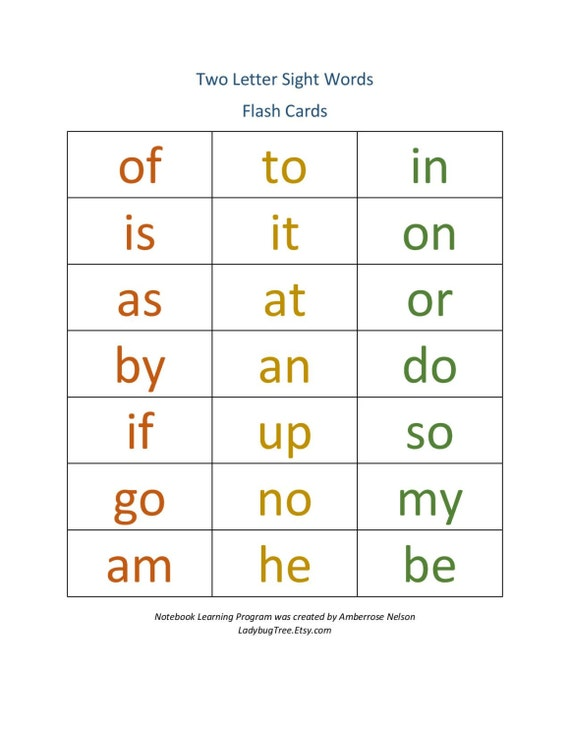 letter words with k items similar to two letter sight word workbook worksheets 2