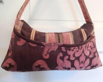 Hip, Mod Cloth Handbag!