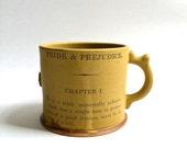 Jane Austen Pride & Predudice Mug