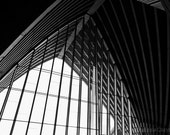 Sydney Opera House window: Photographic Print, Art Photography, Architectural Photography