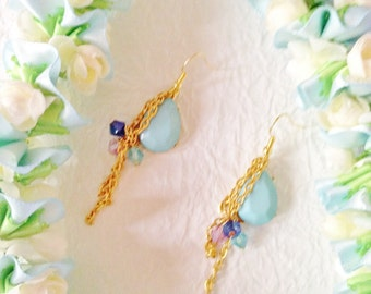 Drop Earrings, Dangle Earrings,Gift, Gift For Her