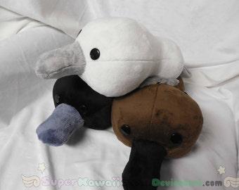 platypus plush – Etsy