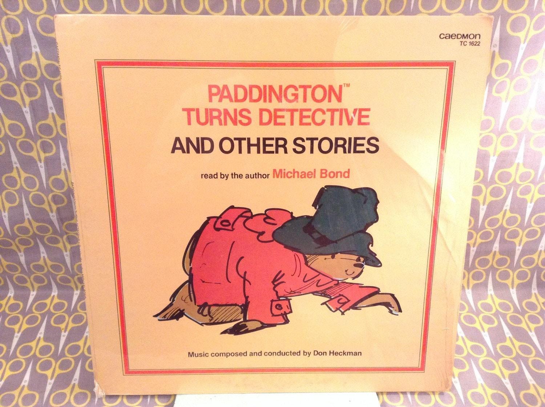 Vinyl Record Album Paddington Bear Turns By Vinyljunction