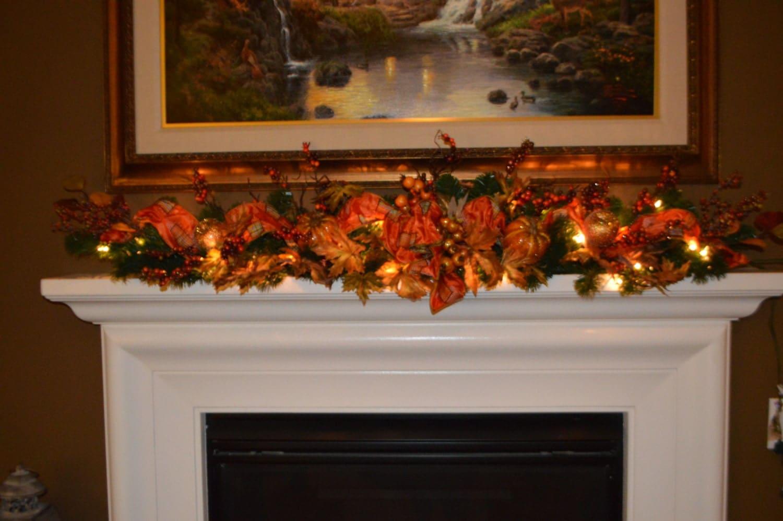 Thick Garland Christmas