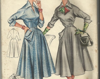 Vintage Sewing Pattern. Economy Design no E70.