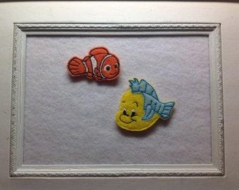 Fish Feltie, Cartoon Fish Feltie your choice