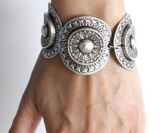 OTTOMAN Bangle / / silver Bangle / / Turkish jewelry