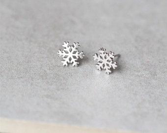 Snowflake Earrings - 010100014