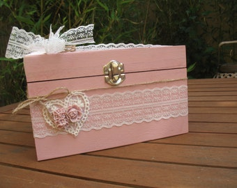wedding message box