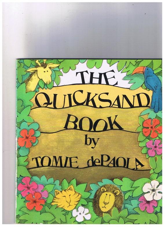 El libro arenas movedizas / El Libro de las por VintageShopandNew