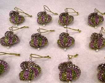 Blingaments Light Pink and Apple green set of 12