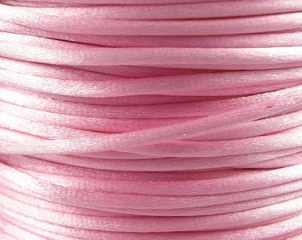 Ratail / China Knot - 2mm - Pack 5 Metres - Pink