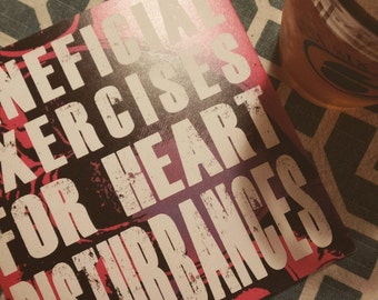 Beneficial Exercises for Heart Disturbances (Scrimshander Books Vol. 2)