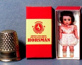 1960s Candy Fashion Doll Horsman Precious Baby Doll Box