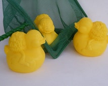 1985 McDonalds Fry Guy Riding a Duck, Three and Under Happy Meal Plastic Toys, Vintage, Three Collectible Ducks, Fry Kids