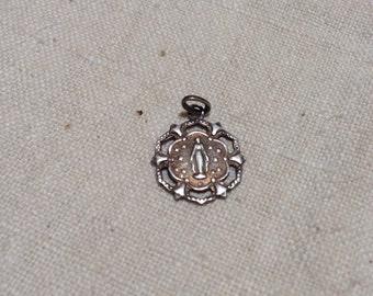 Tiny Christian pendant