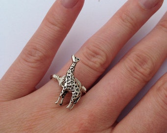 Gina the Giraffe Ring