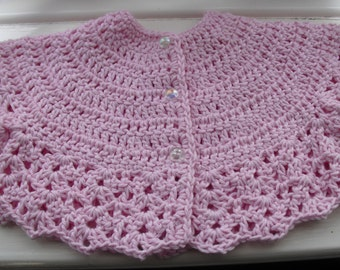 Instant Download - PDF- Beautiful Bolero Crochet Pattern (CB10)