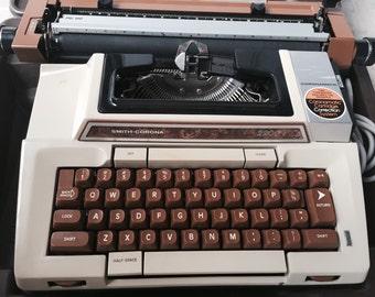 Corona Smith Typewriter