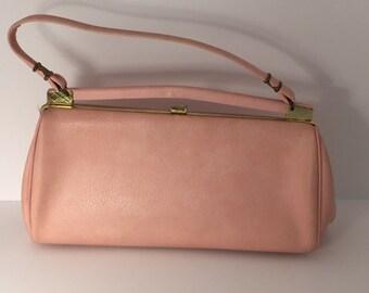Fabulous Pink Handle Purse