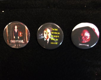 Phantasm - Button 3-pack